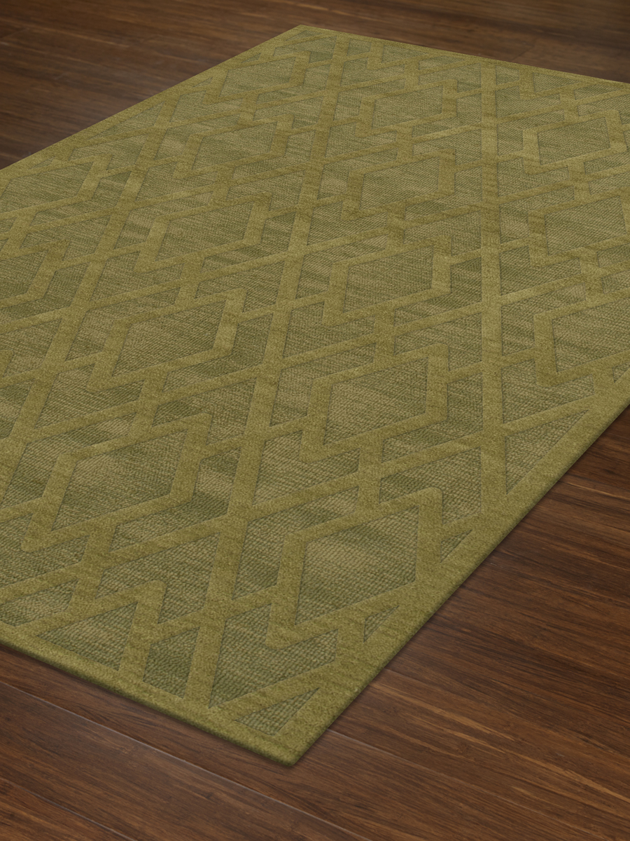 Payless Troy TR1 119 Pear Rectangle Rug