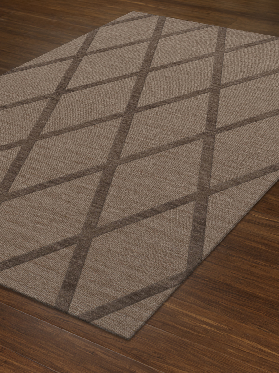 Payless Troy TR11 103 Stone Rectangle Rug