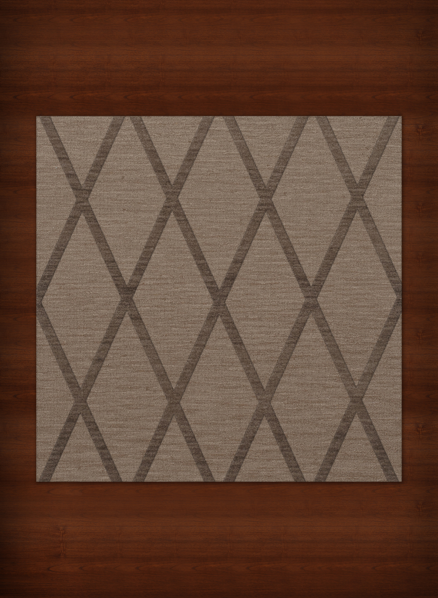 Payless Troy TR11 103 Stone Square Rug