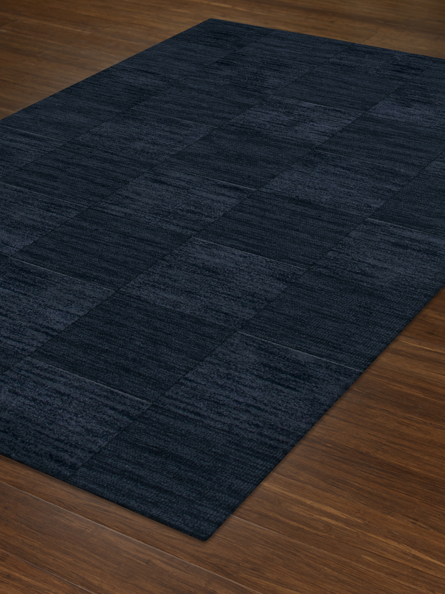 Payless Troy TR15 116 Navy Rectangle Rug
