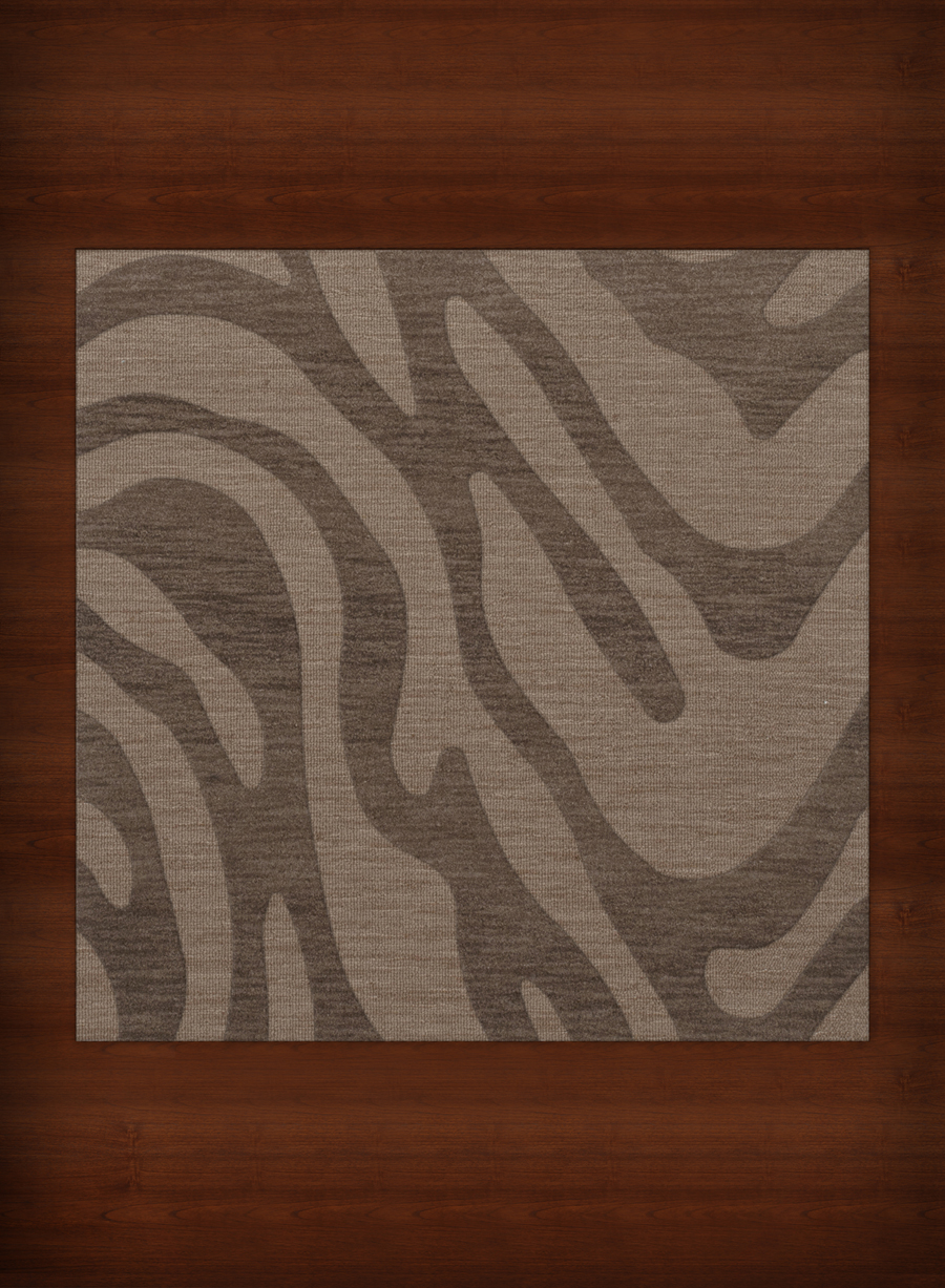 Payless Troy TR2 103 Stone Square Rug