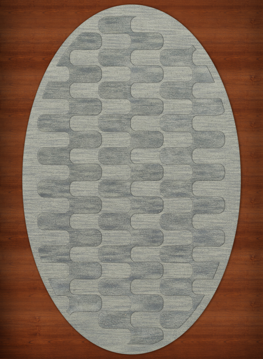Payless Troy TR9 113 Seaglass Oval Rug