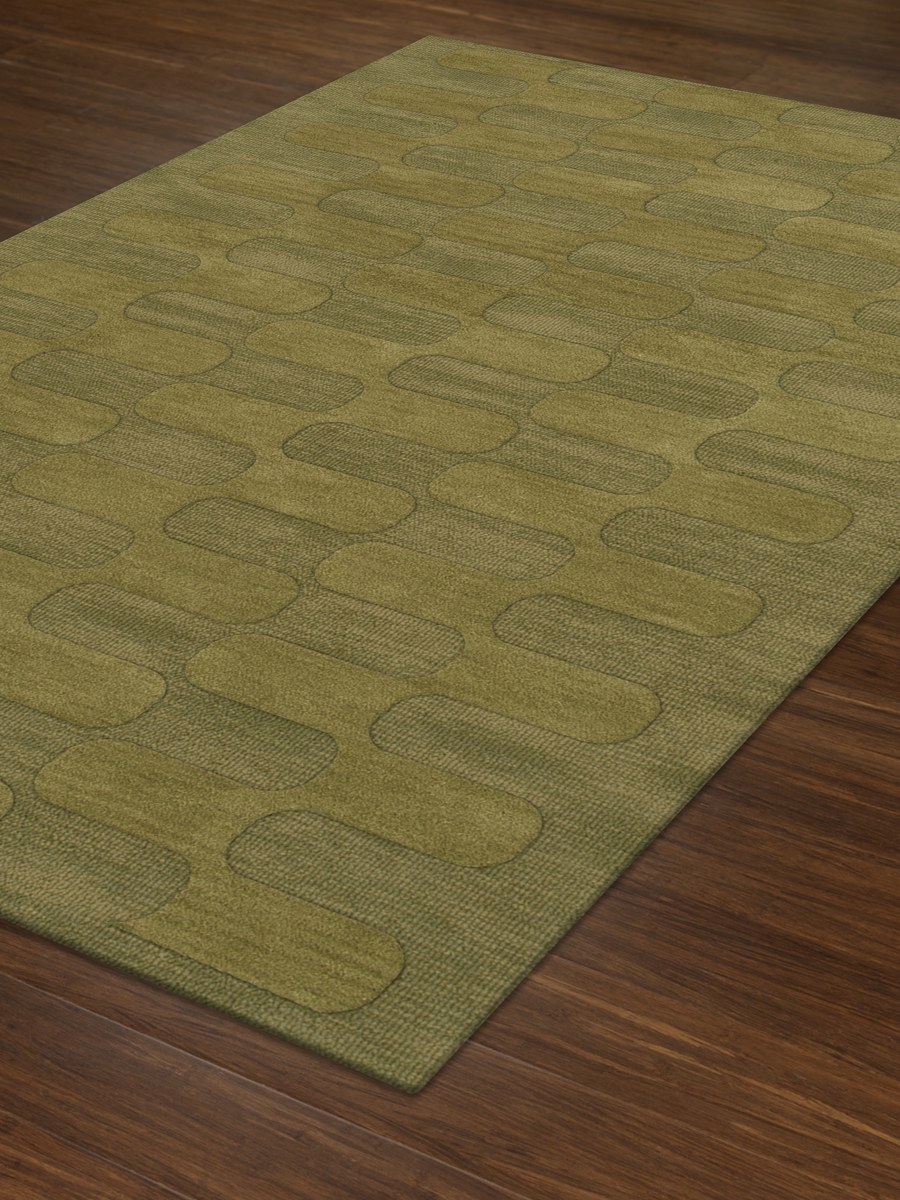 Payless Troy TR9 119 Pear Rectangle Rug