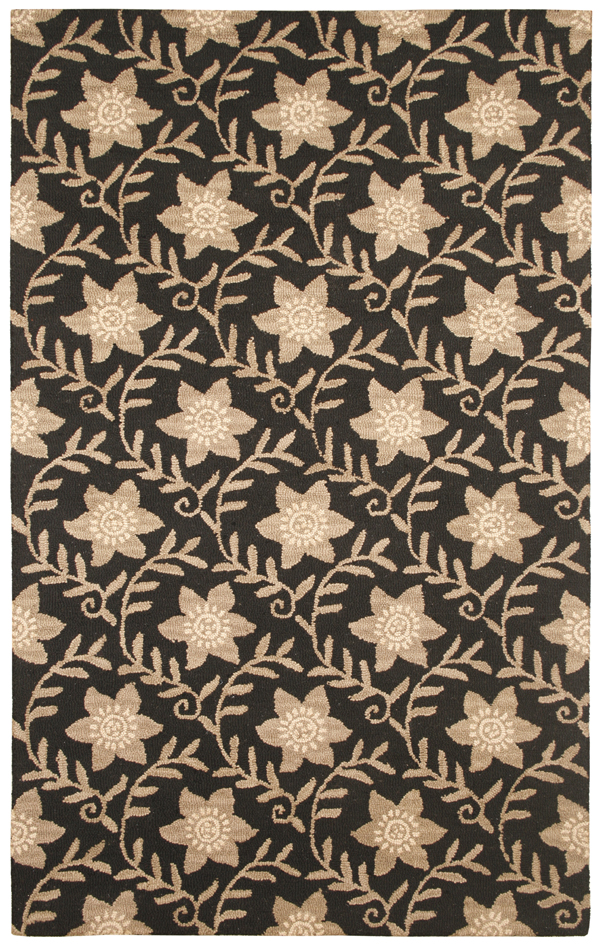 Country CT-912 Black Rug by Rizzy