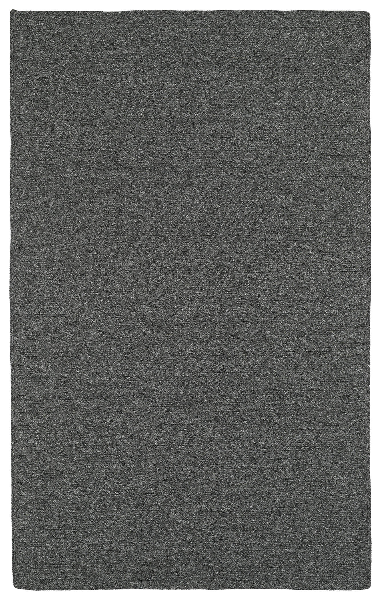 Bikini 3020 Charcoal 38 Outdoor Rug by Kaleen