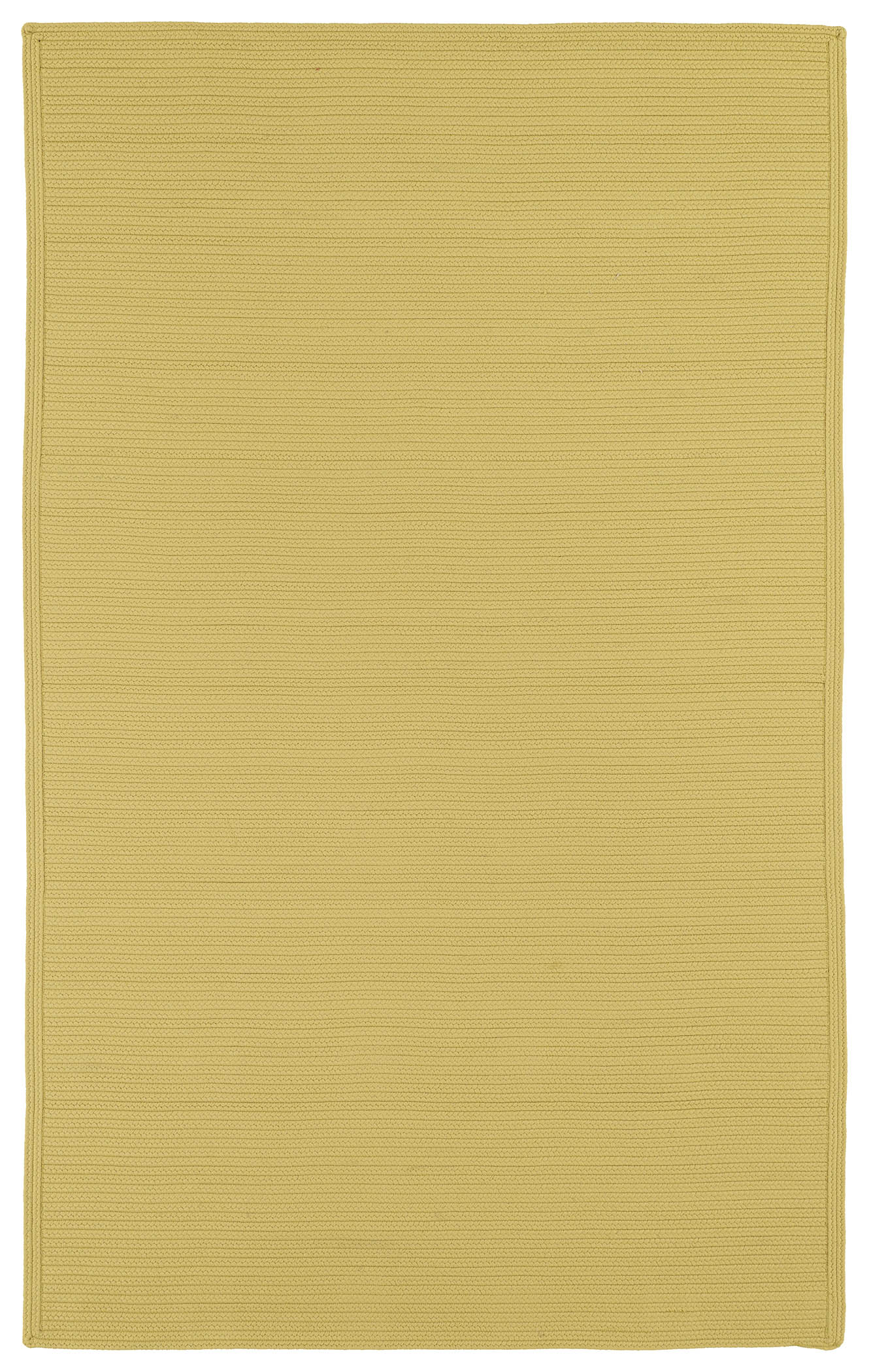 Bikini 3020 Maize 72 Outdoor Rug by Kaleen
