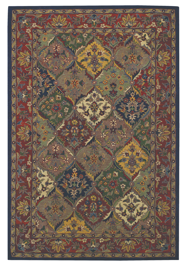 Capel Kingship 3031 950 Multi Rug