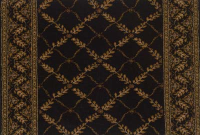 Royal Sovereign Anastasia 2620 Midnight Carpet Stair Runner