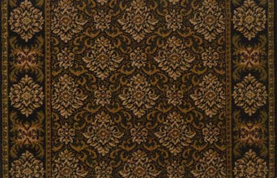 Royal Sovereign Catherine 1420 Midnight Carpet Stair Runner