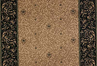 Royal Sovereign George V 2210 Sand Carpet Stair Runner