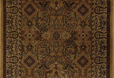 Savoy Topkapi 25972 Goldenrod Carpet Stair Runner