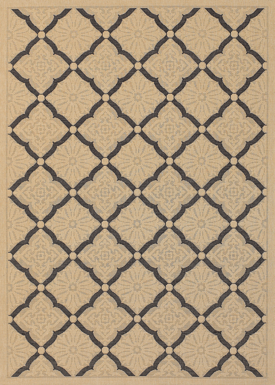 Sorrento 3077/0016 Five Seasons Outdoor Rug by Couristan