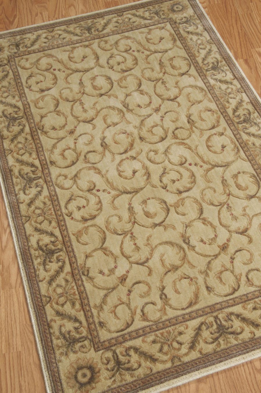 Somerset ST02 Ivory Rug by Nourison