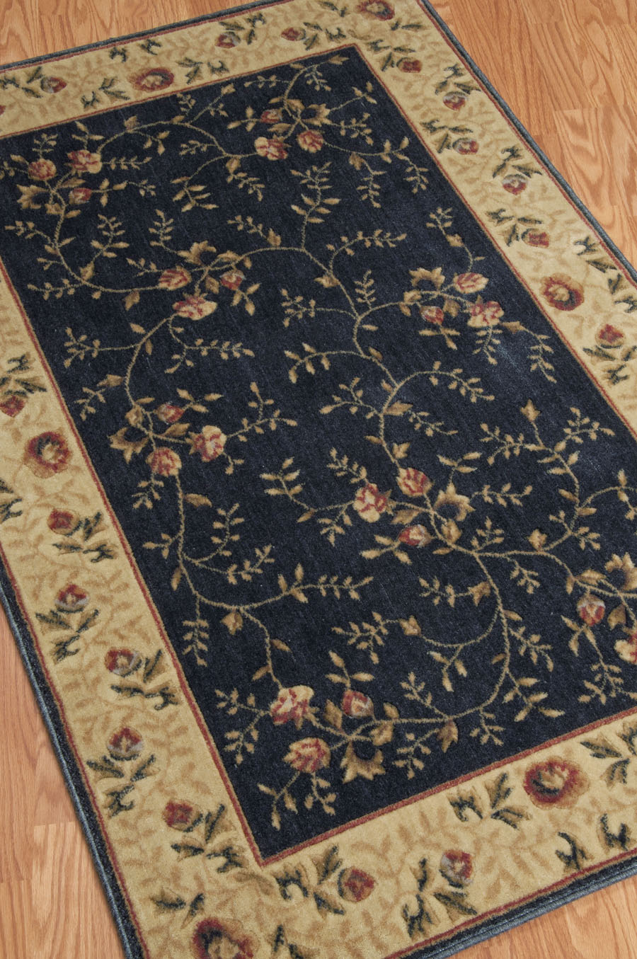 Somerset ST05 Navy Rug by Nourison