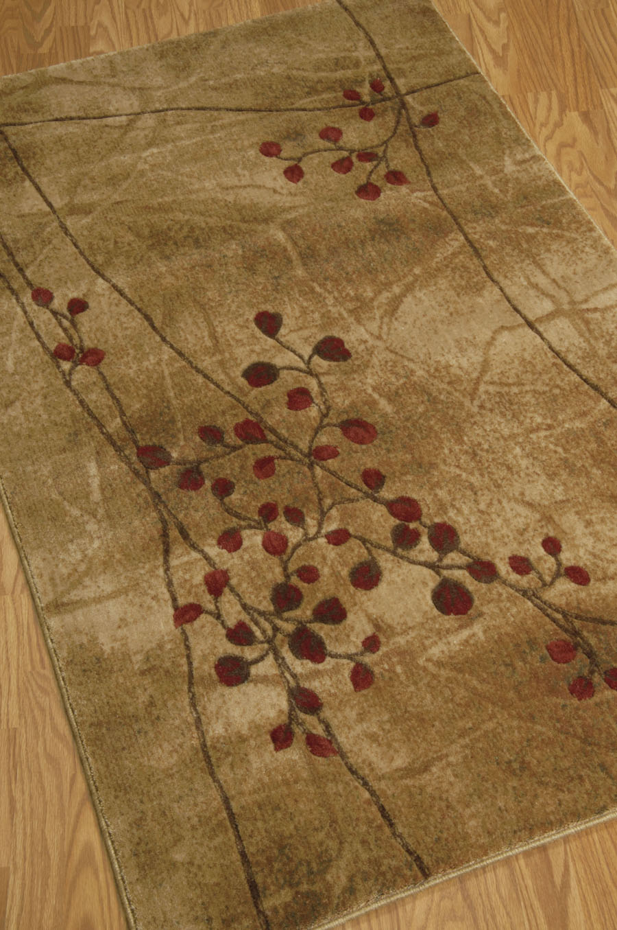 Somerset ST74 Latte Rug by Nourison