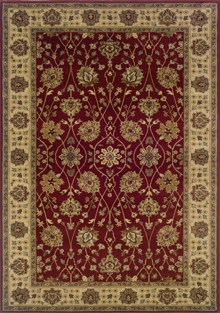 Masquerade 733r Red Rug by Sphinx
