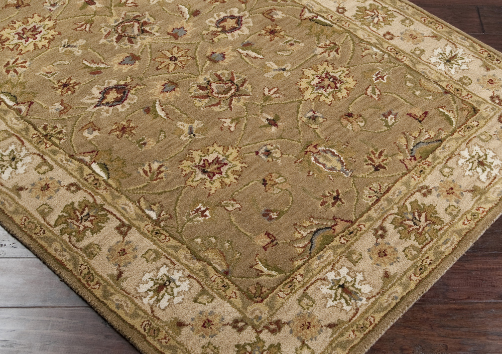 Crowne CRN-6010 Dark Tan Rug by Surya