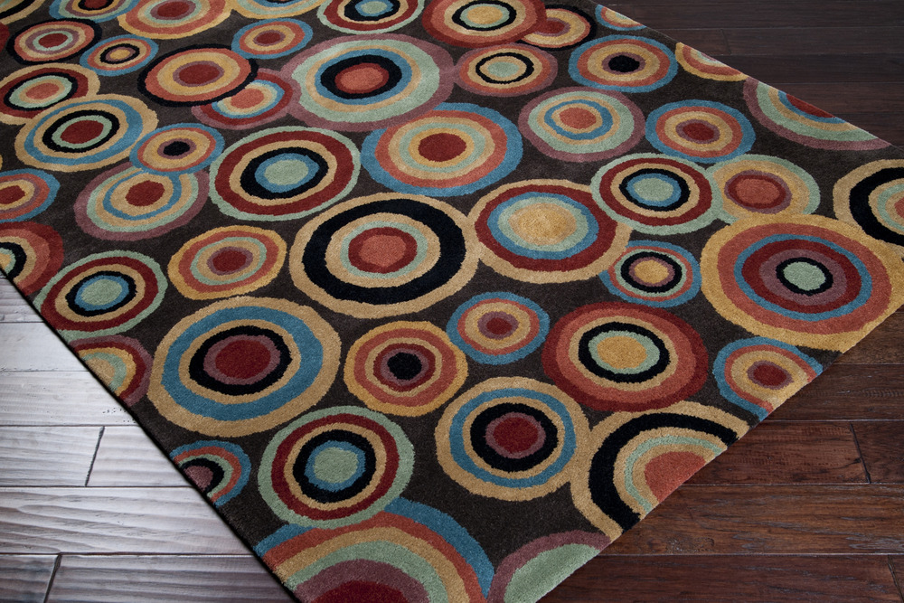 Brand new Circle Pattern Rugs - Area Rug Ideas OR47