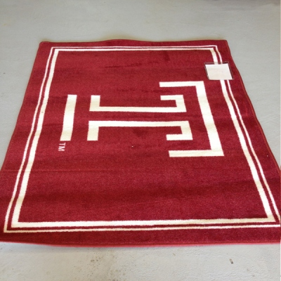 <font color = red>Clearance Section</font>: Temple Univeristy Rug - $79.99