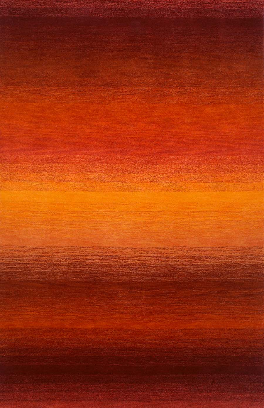 Ombre 9620 / 18 Sunrise Rug by Trans-Ocean