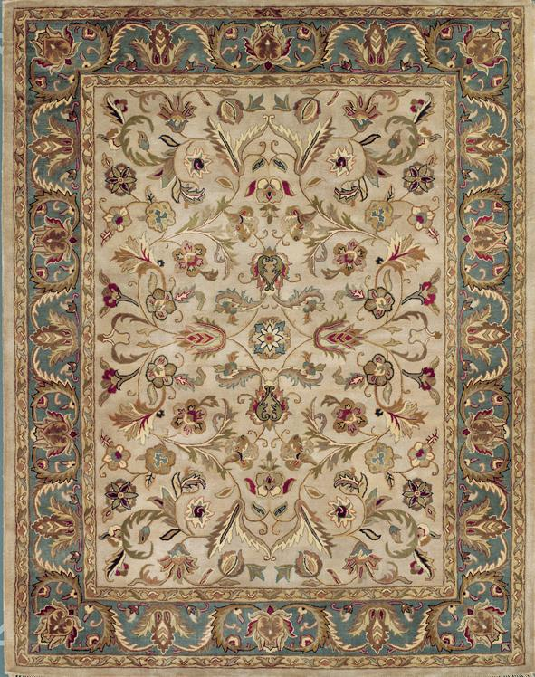 William Ivory 6001-01 Mystic Rug by Kaleen