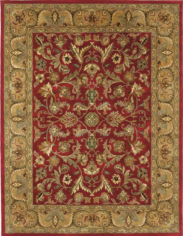 William Red 6001-25 Mystic Rug by Kaleen
