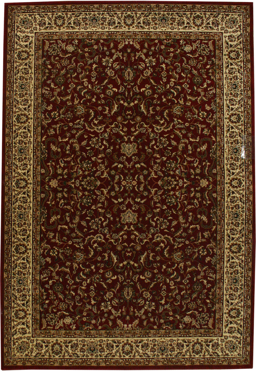 World WO01 Red Rug