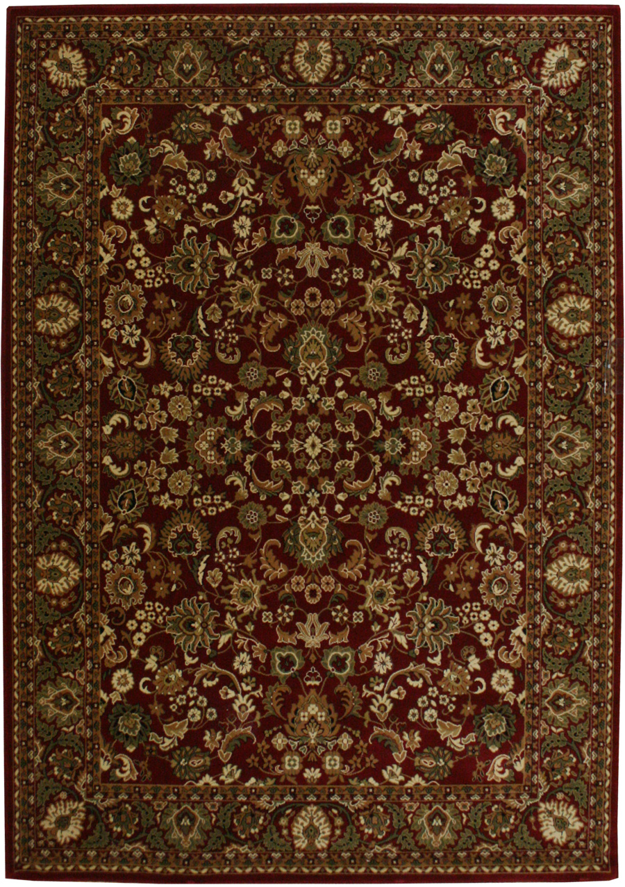 World WO02 Red Rug