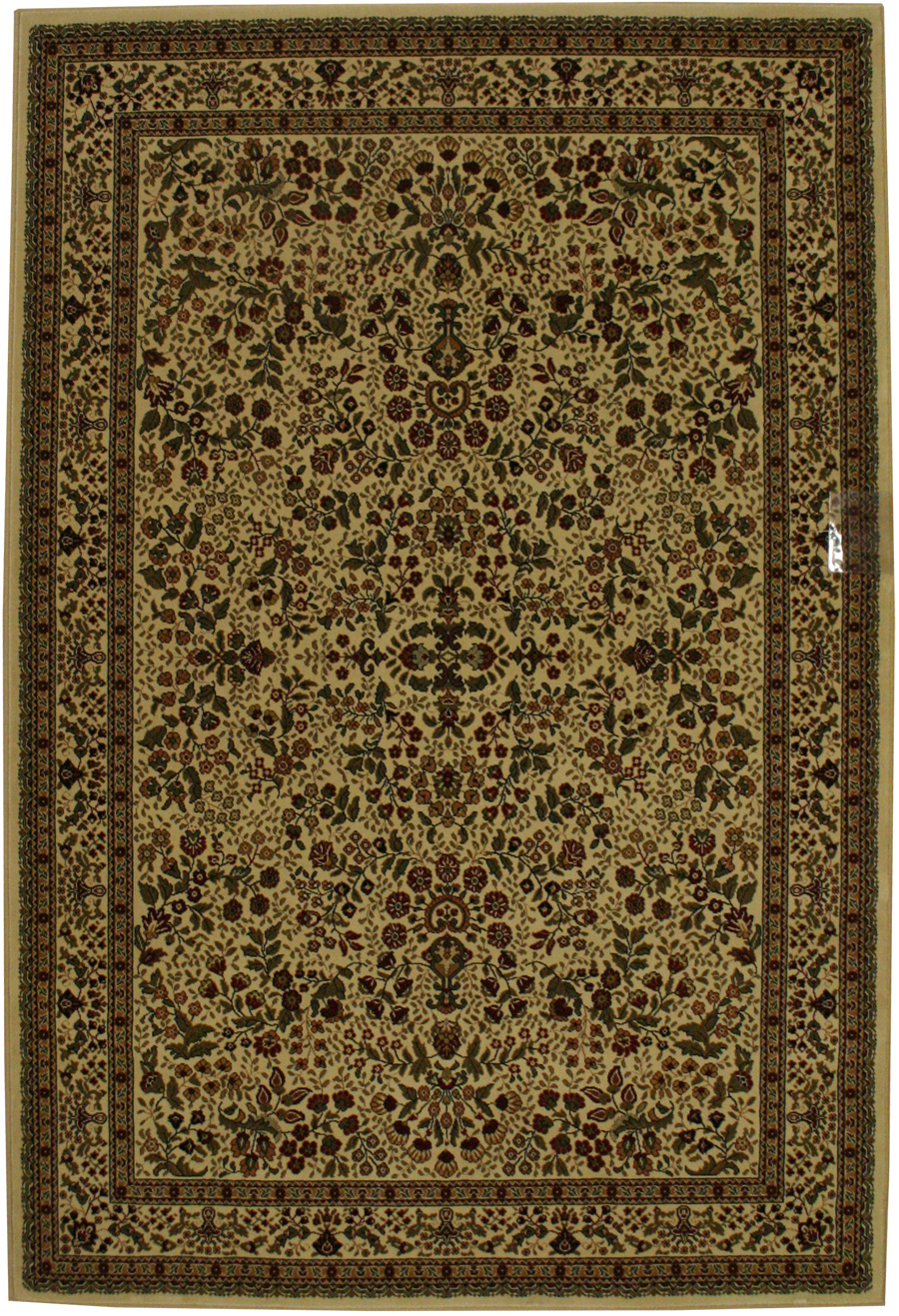 World WO04 Ivory Rug