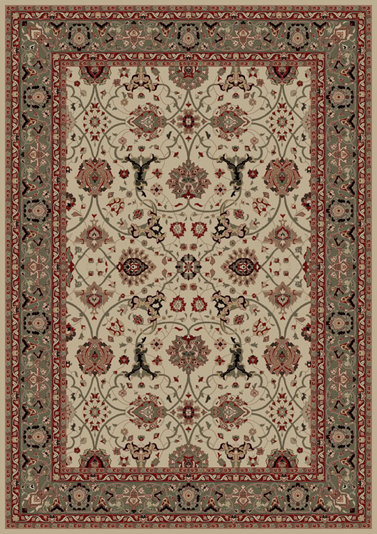 World WO10 Ivory Rug