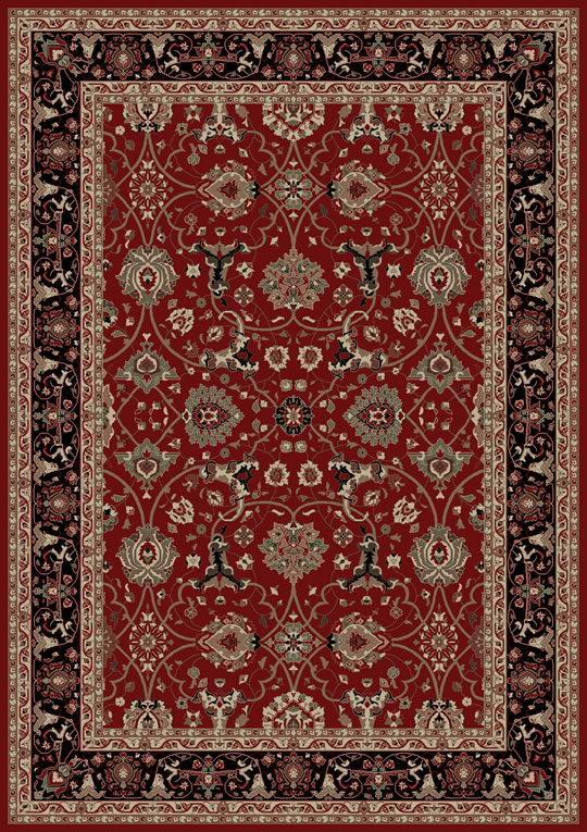 World WO10 Red Rug