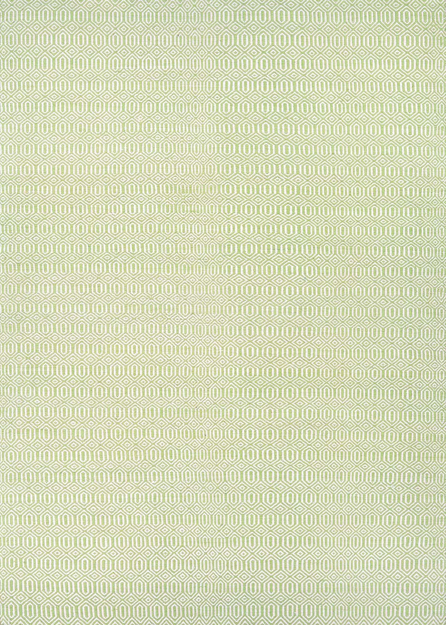 Couristan Cottages Southport 4960/0731 Green Rug