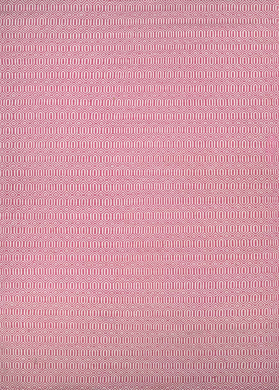 Couristan Cottages Southport 4960/0734 Pink Rug