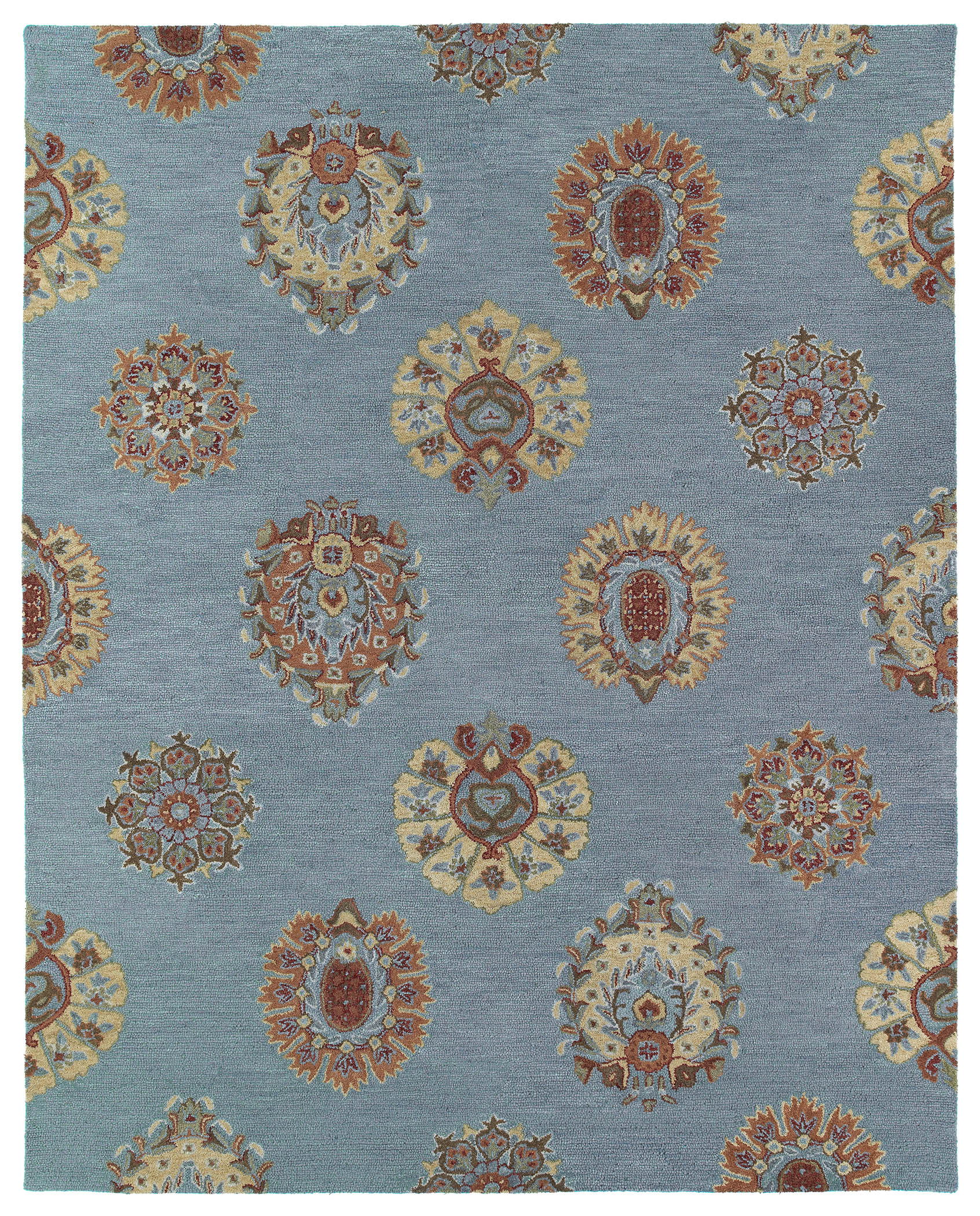 Kaleen Brooklyn Tatum 5301 56 Spa Rug