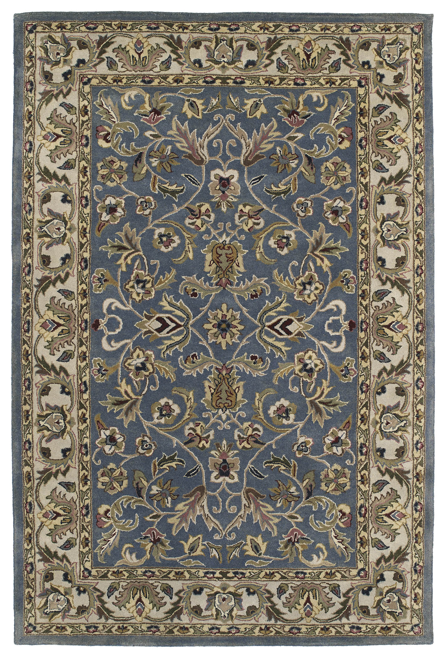 William Blue 6001 17 Mystic Rug By Kaleen