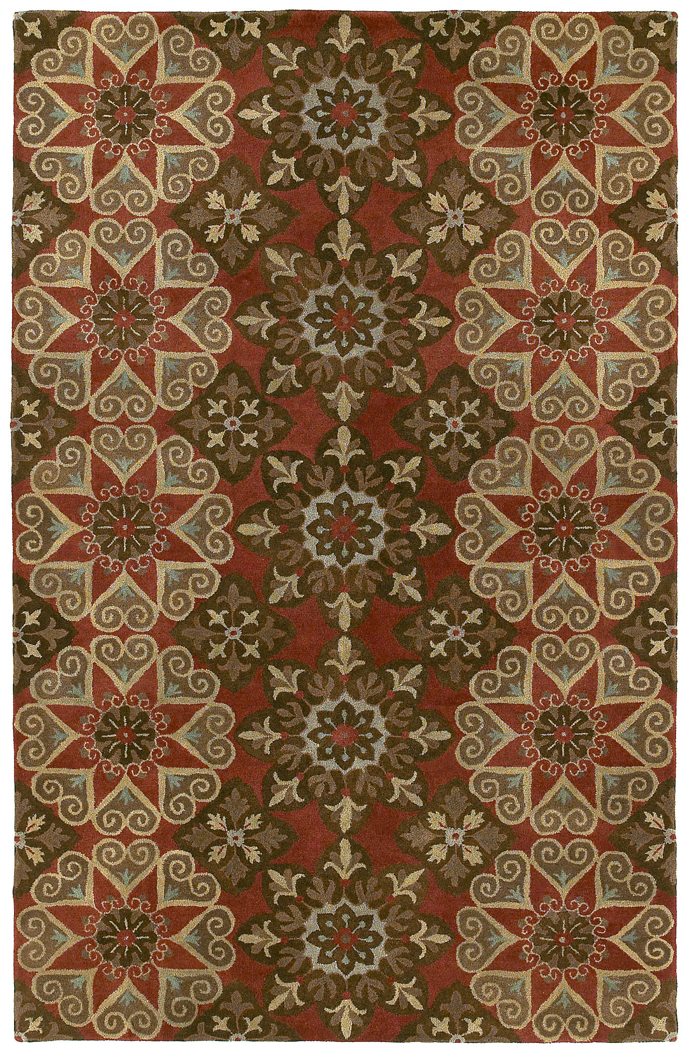 Papal Salsa 6049-57 Mystic Rug by Kaleen