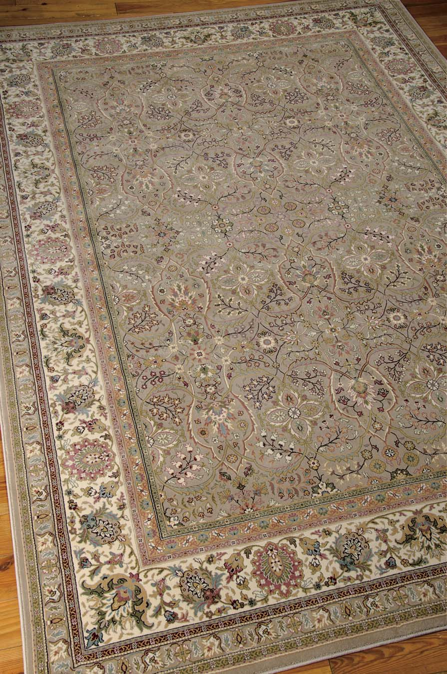 Nourison KI11 Antiquities ANT03 Cream Rug