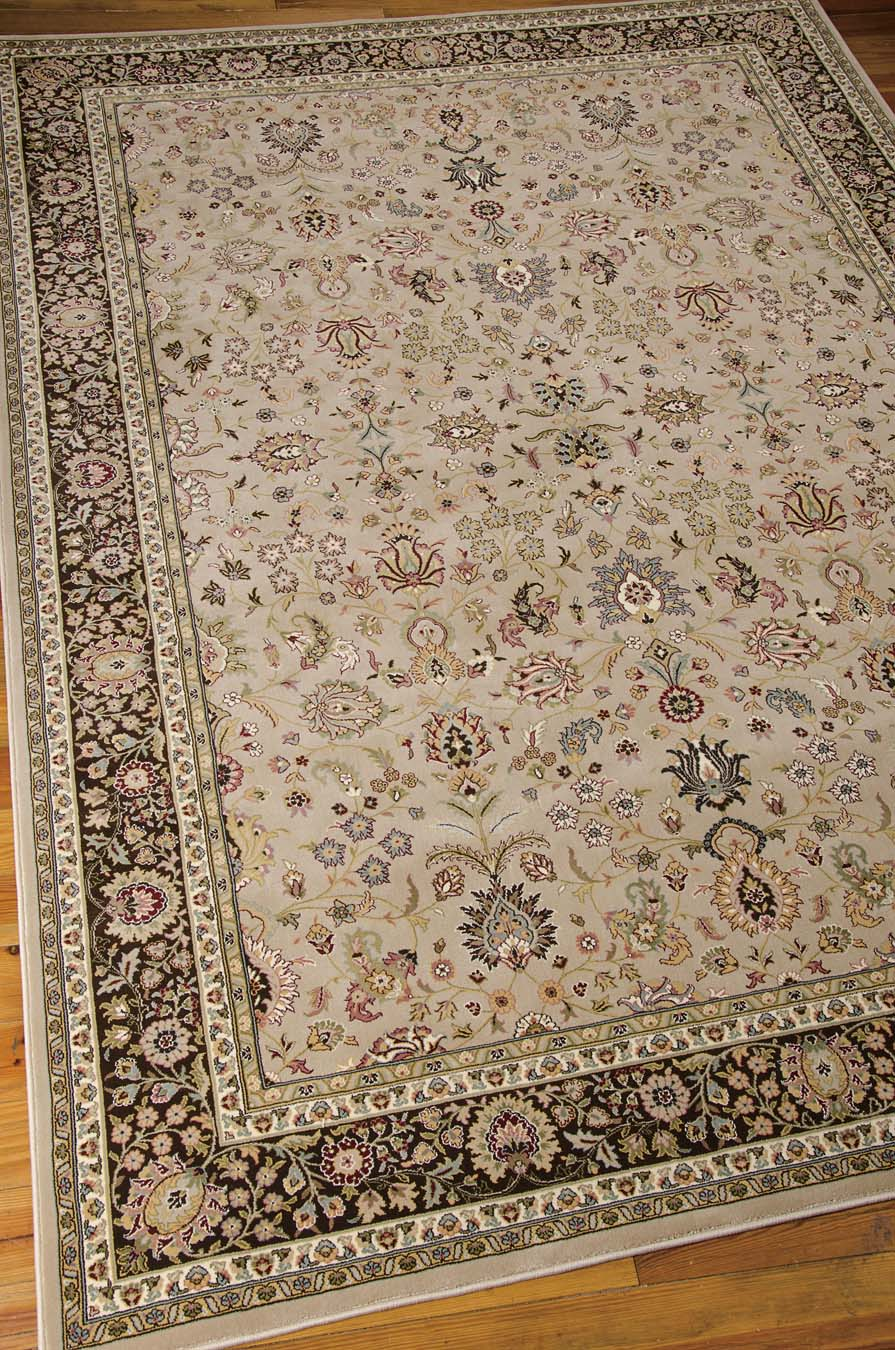 Nourison KI11 Antiquities ANT04 Cream Rug