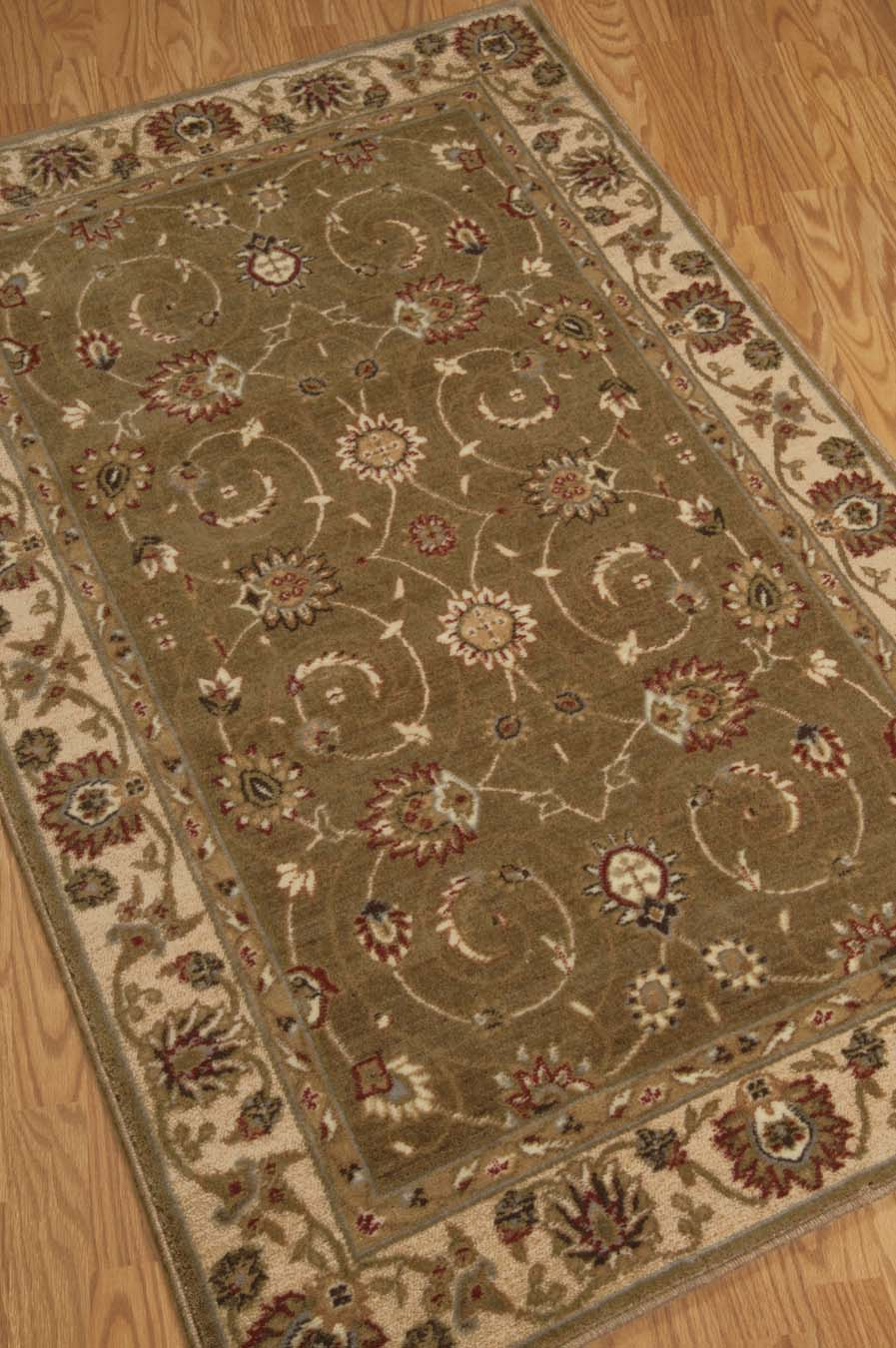 Nourison Somerset ST62 Taupe Rug