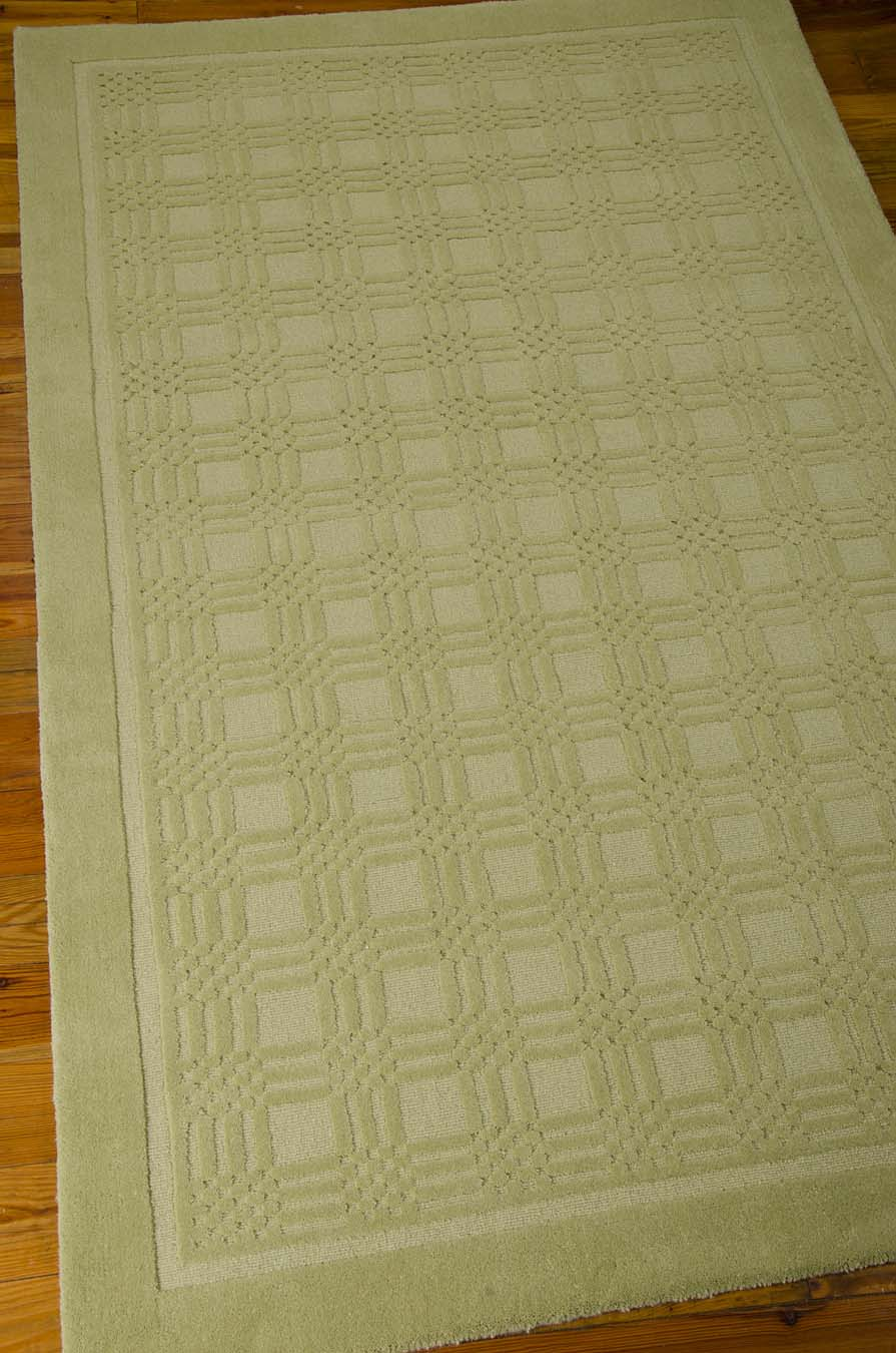 Nourison Westport WP32 Lime Rug