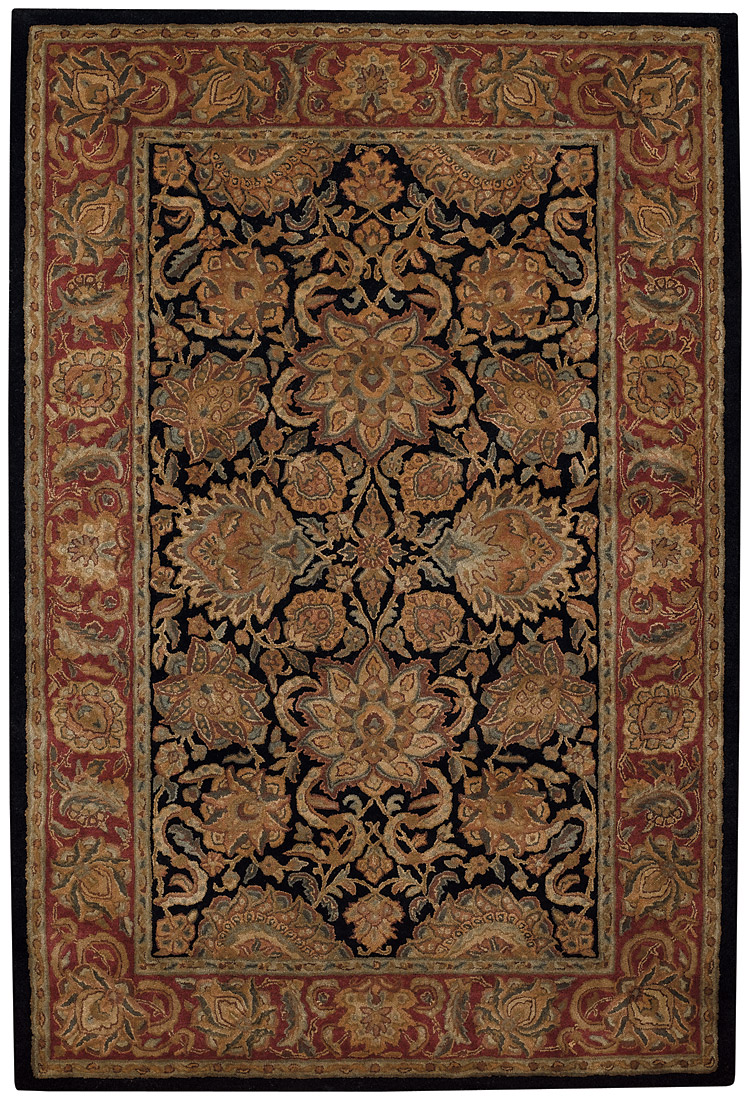 Agra Onyx Forest Park Rug By Capel