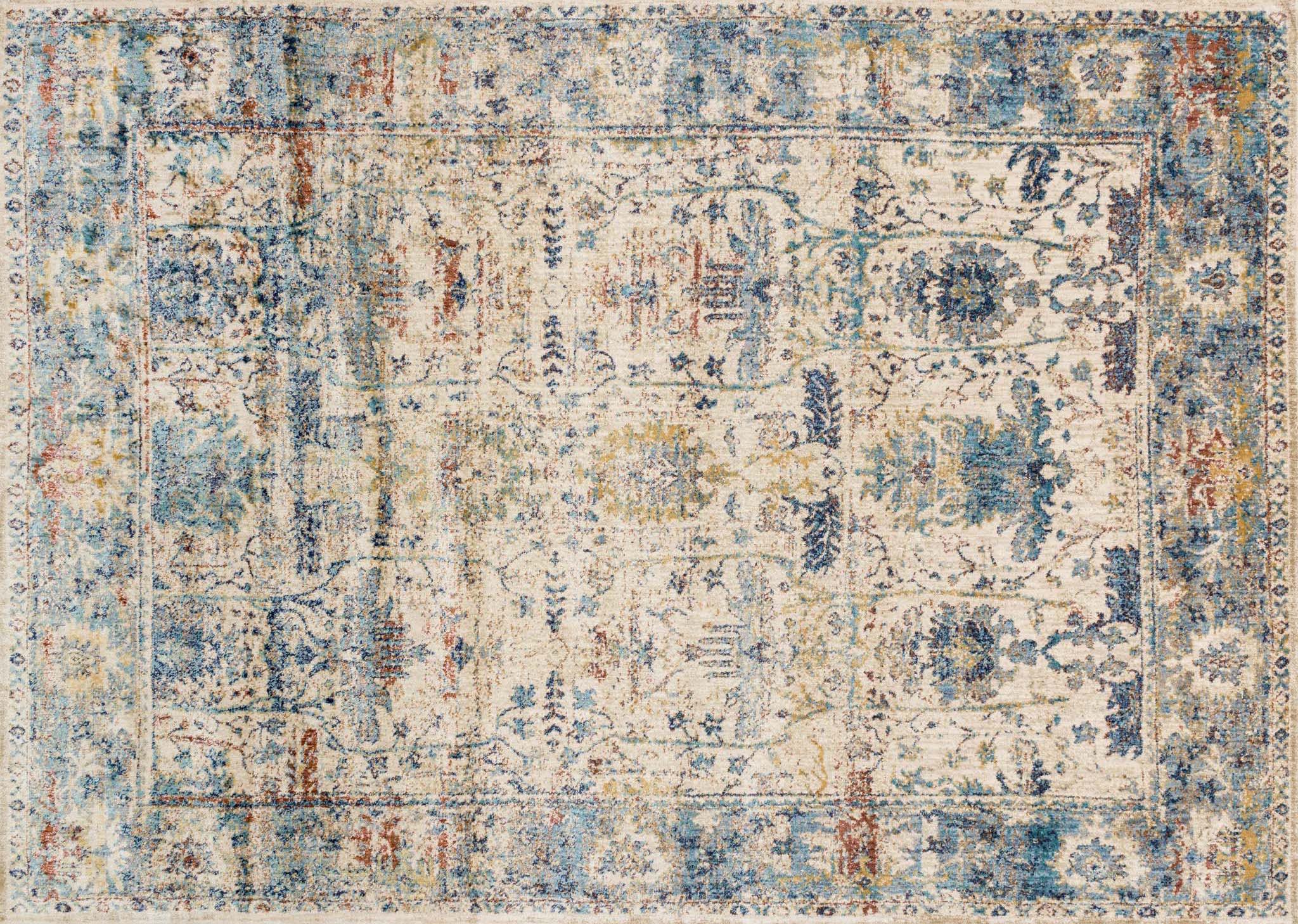 sustainable washed wool blue rug furniture noor natural living denim handmade v pattern rugs venoor style