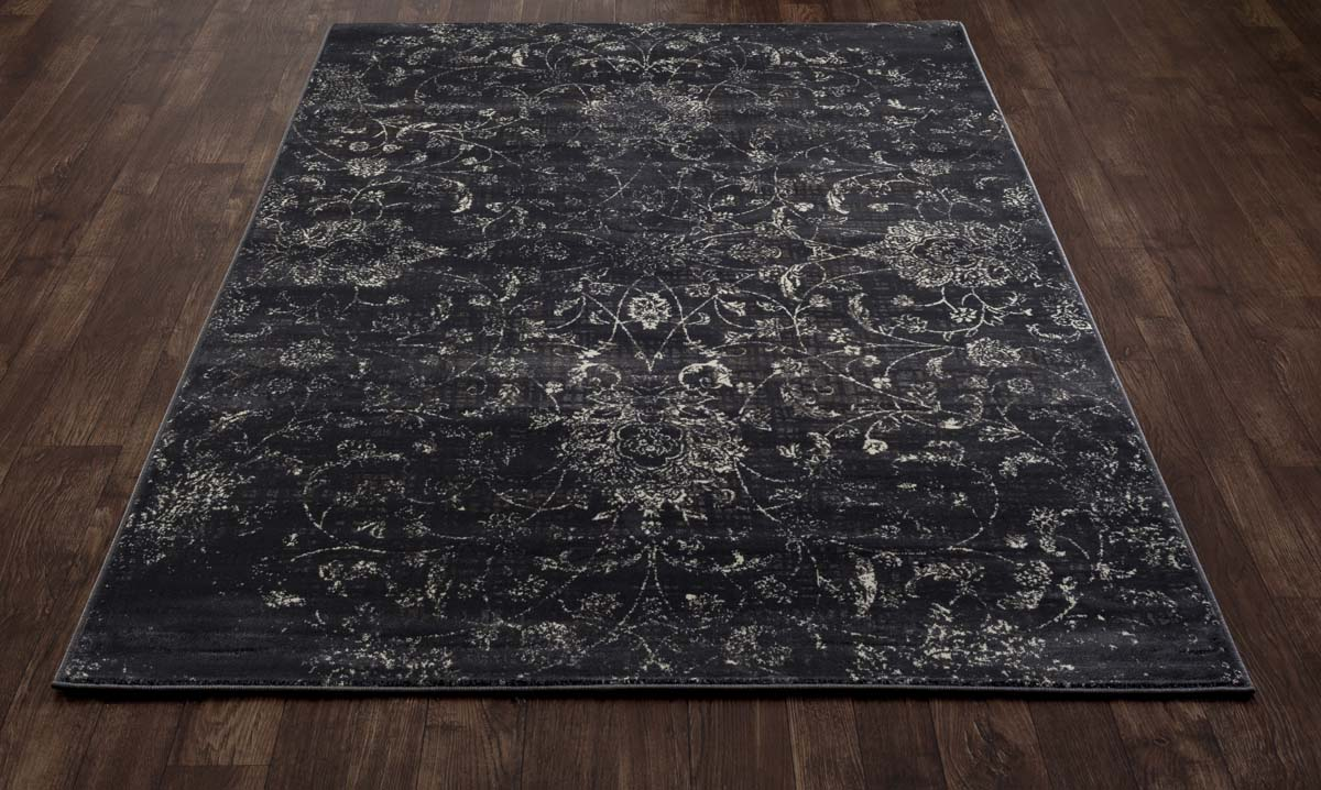 Allure Ethereal Gray Rug