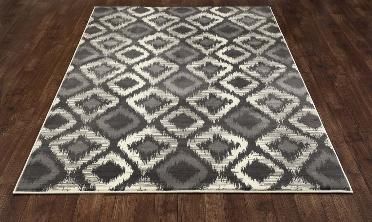 Newtown Traveler Grey Rug