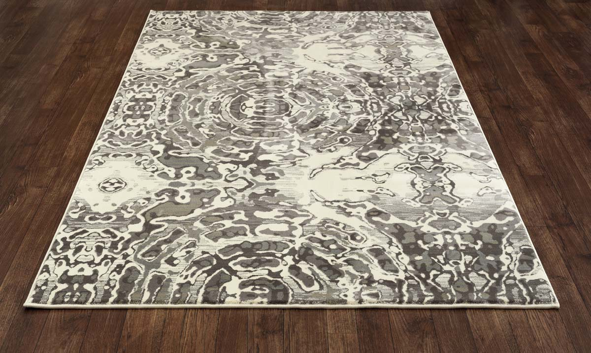 Newtown Radial Cream Rug