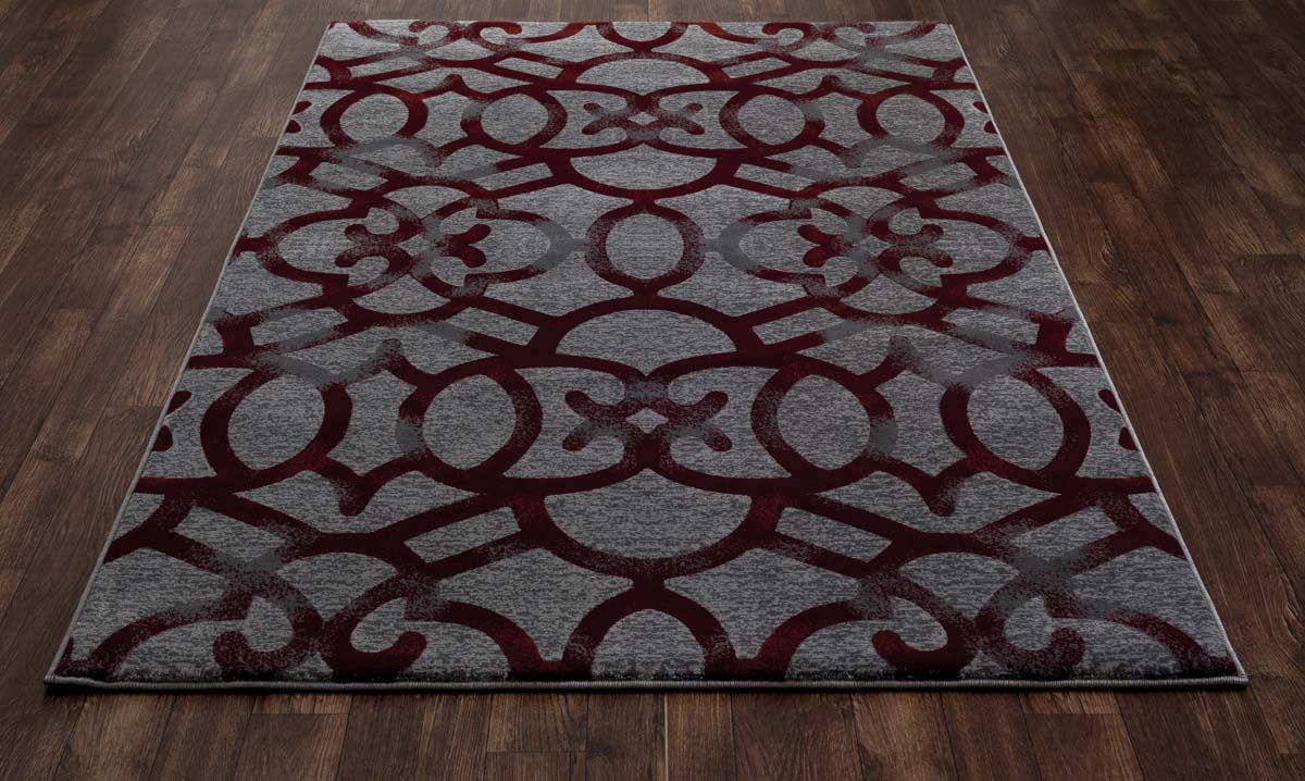 Regency Trellis Red Rug
