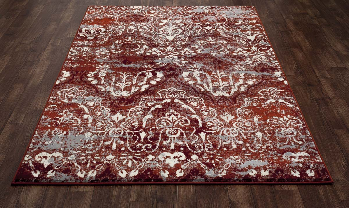 Regency Emerge Red Rug