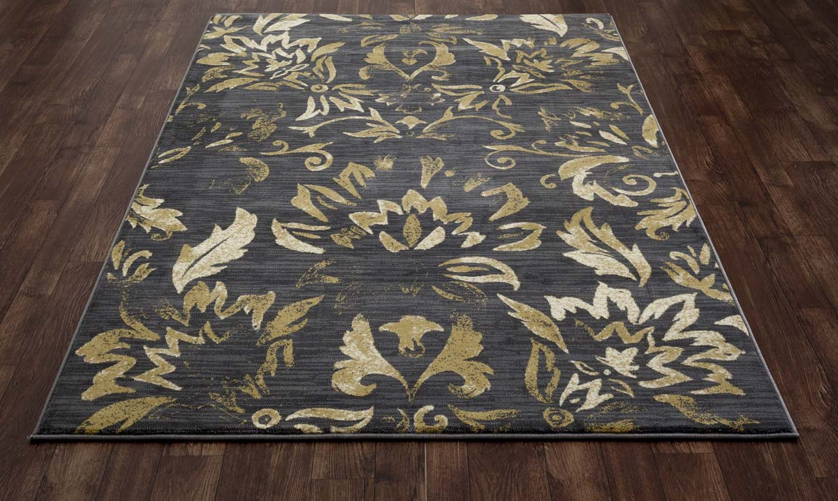 Regency Faded Beauty Mushroom Rug