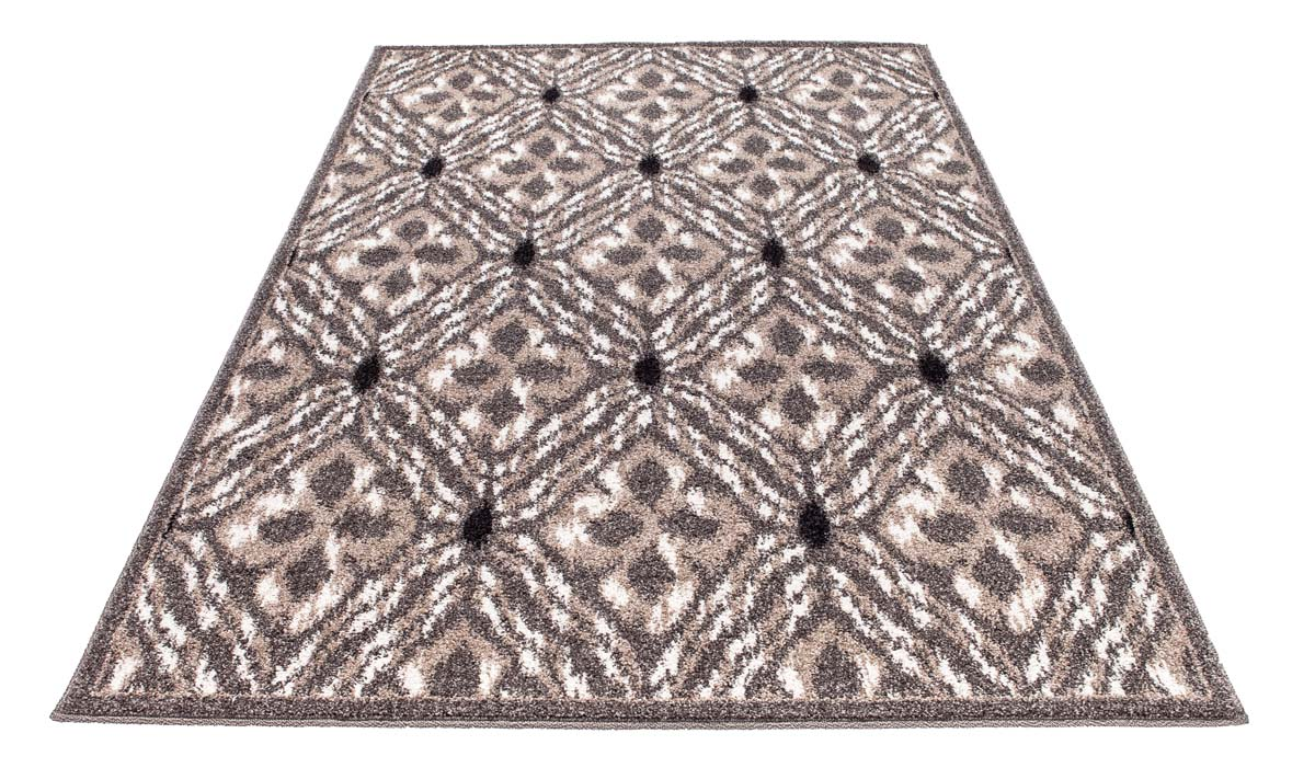 Nourison Atash ATA01 Grey Rug