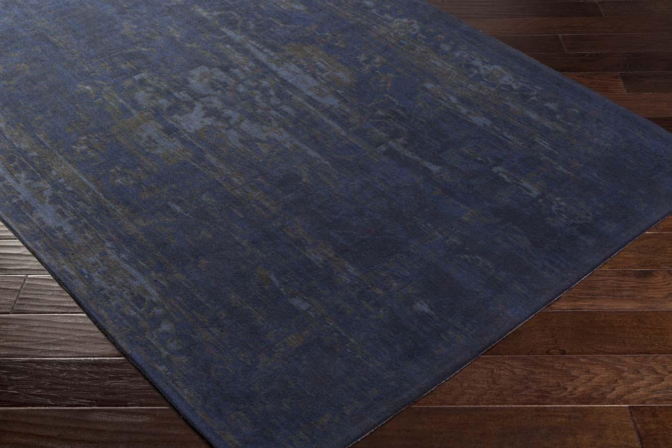 weavers elegant awet-3071 maya navy/grey rug